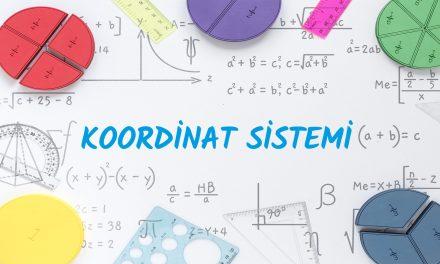 8. Sınıf Dik Koordinat Sistemi Konu Anlatımı 2